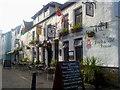 SH4762 : The Black Boy Inn, Caernarfon by Steven Haslington