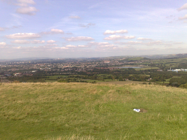 Greater Manchester, from Werneth Low