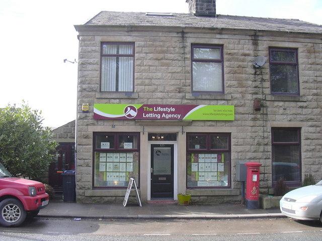 """The Lifestyle Letting Agency"" 121 Whalley Road, Shuttleworth, Ramsbottom, Bury BL0 0DG"