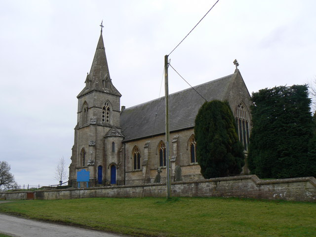 St John The Evangelist, West Ashton