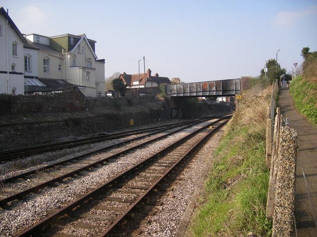 Whitstone Road Railway Bridge