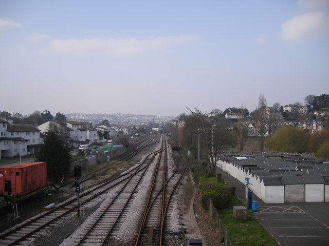 Paignton Carriage Sidings