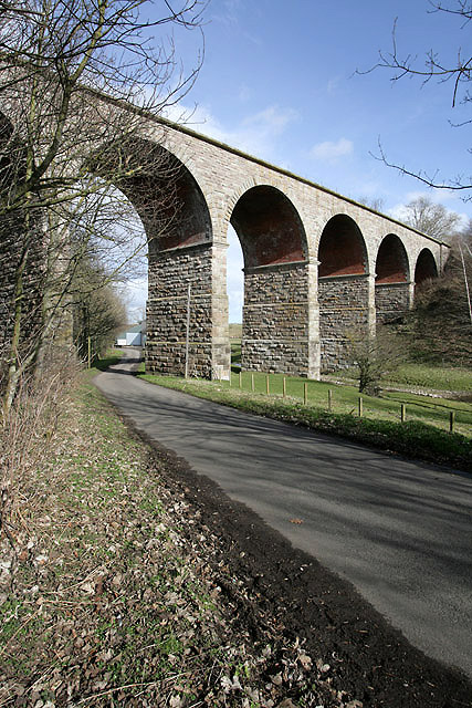 Railway Viaduct #1, West Learmouth
