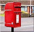 J2564 : Letter box, Lisburn by Albert Bridge