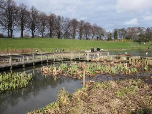 Inverleith Pond