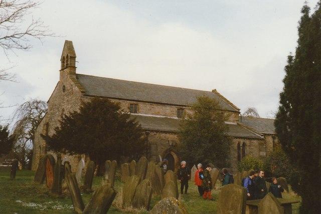Church, Bishop Middleham