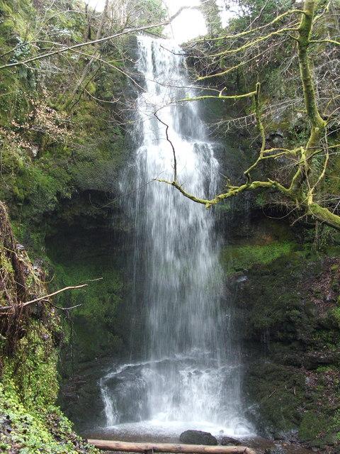 Craigie Linn (waterfall)