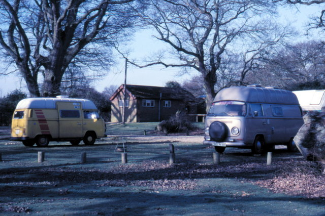 Brockenhurst - 1987