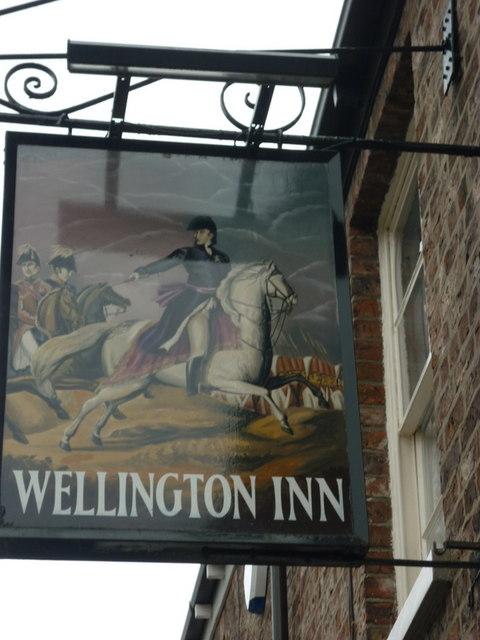 The wellington inn public house alma ian s for Alma terrace york