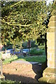 SK2607 : All Saints Church, Graveyard  (18) by Chris' Buet