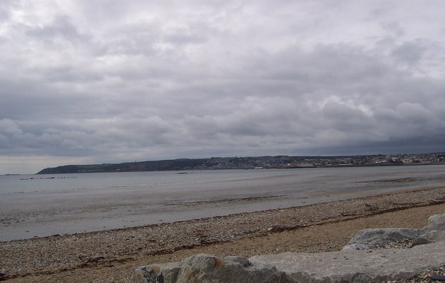 Mount's Bay and Penzance Beach