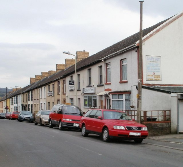 Colliers' Cwtch, Bargoed Terrace, Treharris
