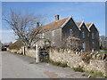 ST5657 : Lower Gurney Farm by Roger Cornfoot