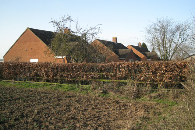 Three bungalows on Alveston Hill