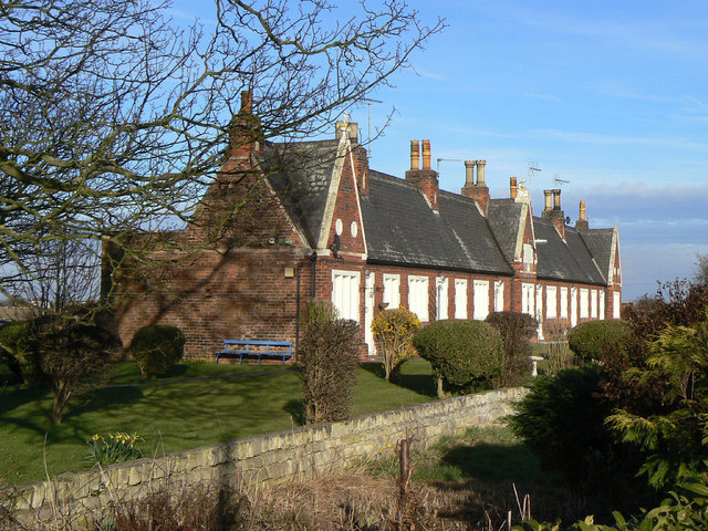 Almshouses, Bagsby Road
