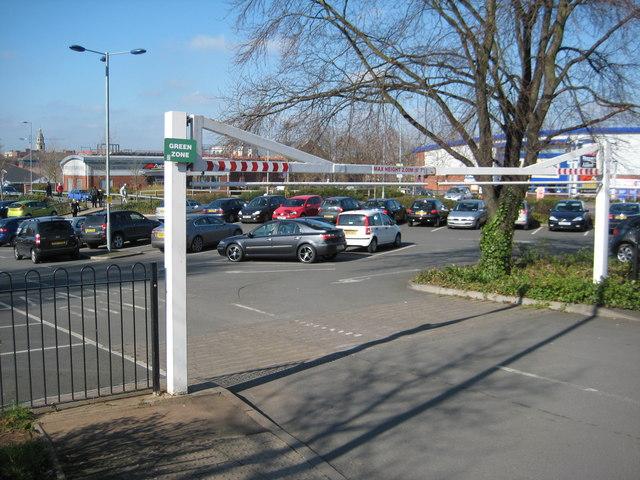 Tallow Hill Car Park