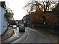 SJ9076 : Prestbury village by Peter Turner