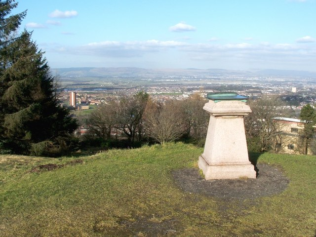 Viewpoint in Robertson Park