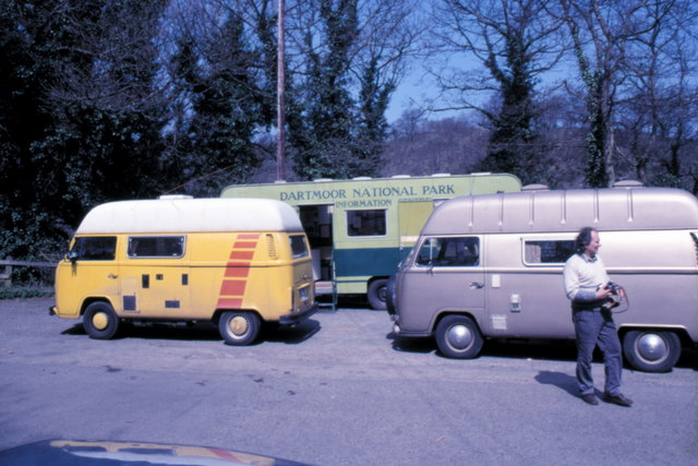 Dartmoor National Park Information - 1987