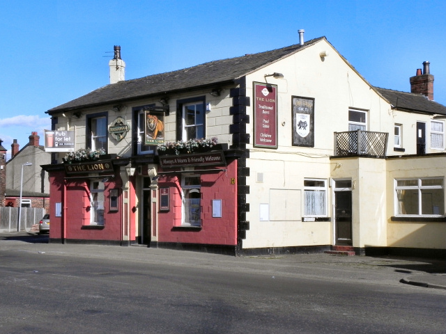 The Lion, Cadishead