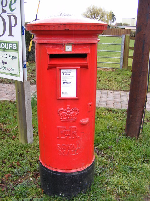 Woodbridge Road Postbox