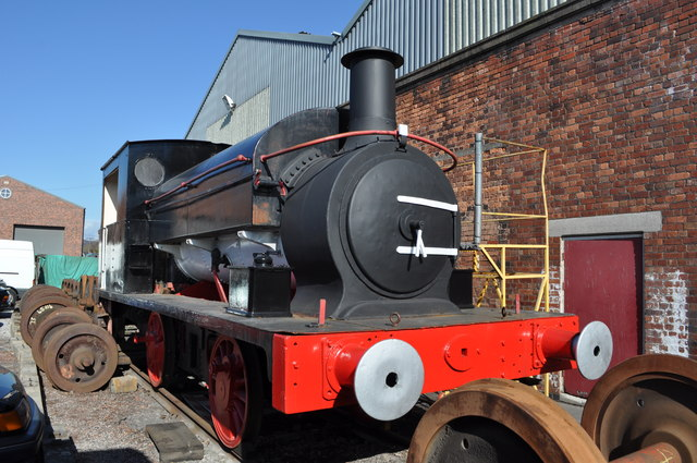 Barrow Hill Steam Locomotive 169 Ashley Dace Cc By Sa 2 0