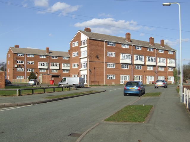 Council Housing - Churchbridge Estate