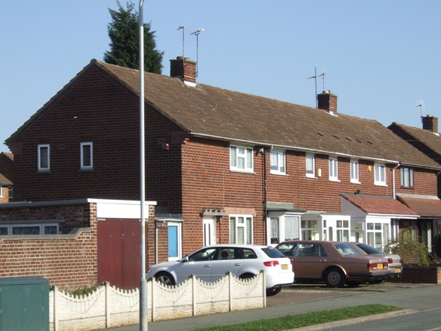 Council Housing - Merrick Road