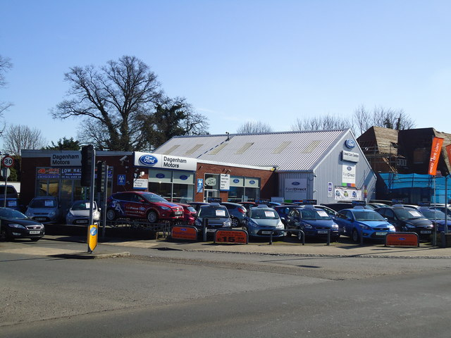 Dagenham Motors, Banstead
