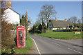 TL2676 : Ramsey Road, Kings Ripton by Stephen McKay