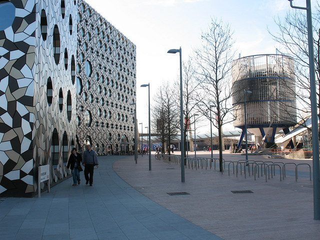 Penrose Way, North Greenwich