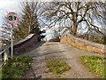 SJ6899 : Great Fold Bridge by David Dixon