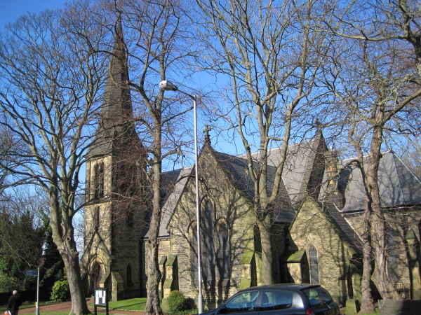 St Helen's Church, Low Fell