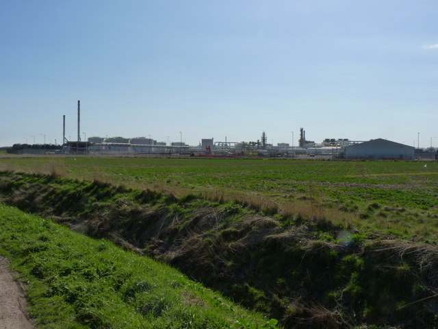 Theddlethorpe Gas Terminal