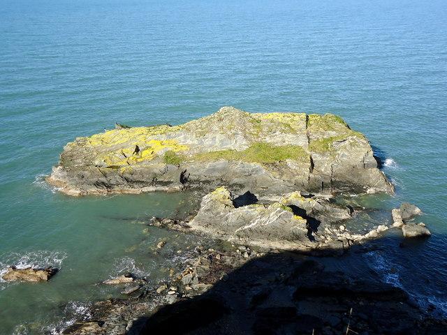 Cat Rock, Trefdraeth/Newport