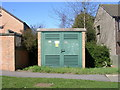 SE1931 : Electricity Substation No 1134 - Heysham Drive by Betty Longbottom