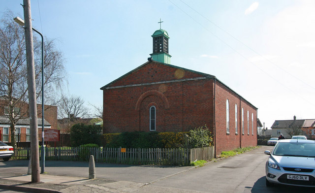 St Nicholas, Whetstone Road, Kidbrooke