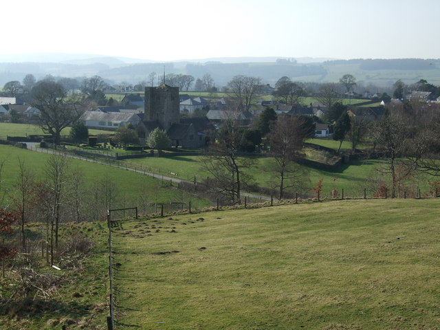 St. Bartholomew Church and Barbon village