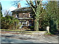 SJ8080 : Cottage on the corner of Graveyard Lane, Mobberley by Anthony O'Neil