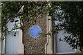 Photo of Frederick John Horniman and John Horniman blue plaque
