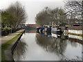 SJ6699 : Bridgewater Canal, Leigh by David Dixon