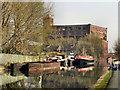 SJ6699 : Bridgewater Canal by David Dixon