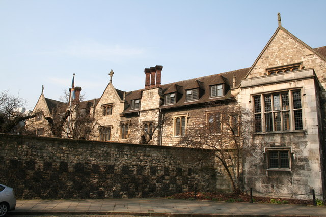 London EC1:  Sutton's Hospital, Charterhouse