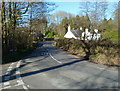 SJ8076 : Little Warford, at Sandle Bridge,  Cheshire by Anthony O'Neil