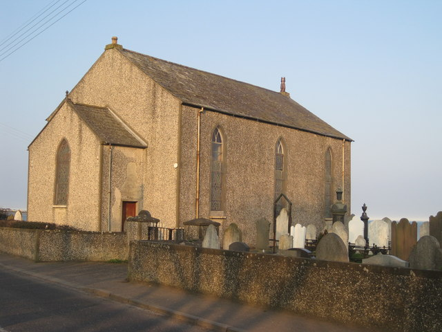 Cloughey Presbyterian Church