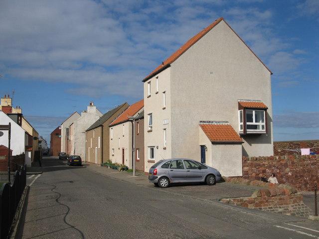 Housing, Lamer Street, Dunbar