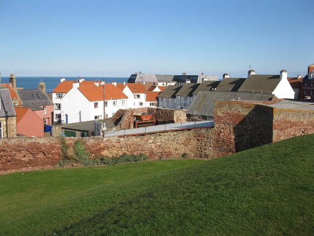 Dunbar Roofscape