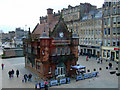 NS5865 : St Enoch Square by Thomas Nugent