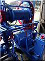 SJ9472 : Controls for the Derrick Crane by Seo Mise