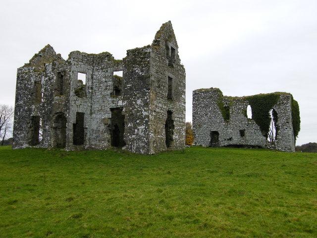 Annaghkeen Castles